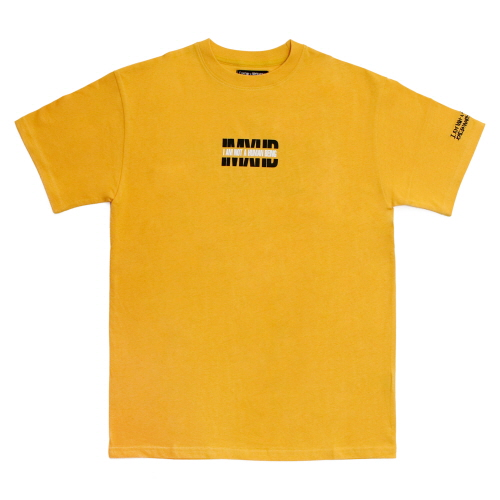 [17SS] IMXHB Logo T-Shirts - Green Yellow