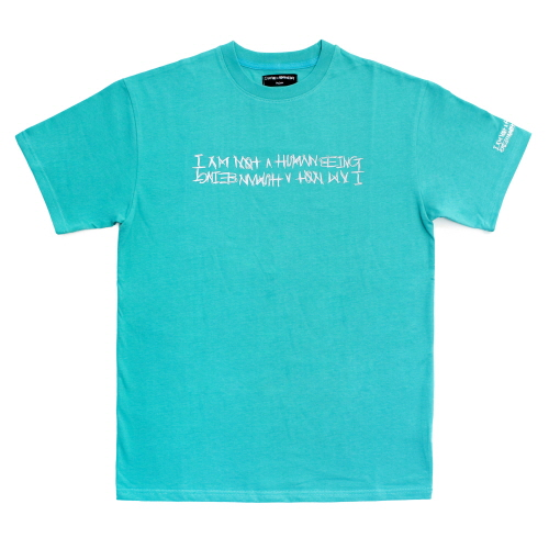 Retro Reflective Basic Logo T-Shirts - Emerald
