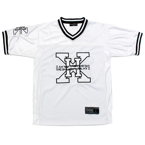 XHB Foot Ball Jersey - White