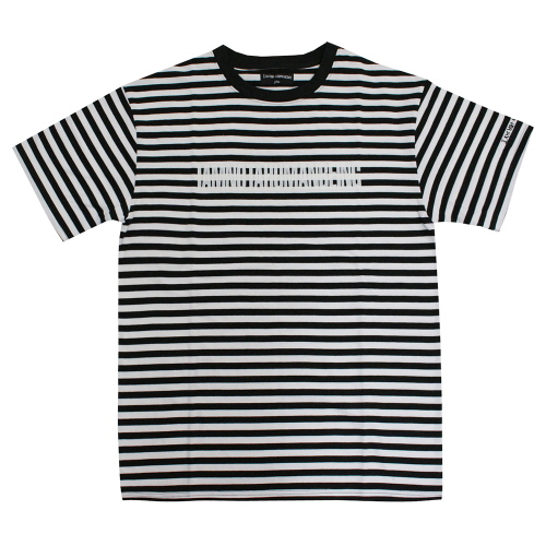 Soft Print T-Shirts - Black