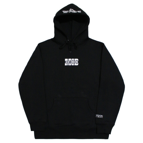 [17W] The Answer Hoodie - Black