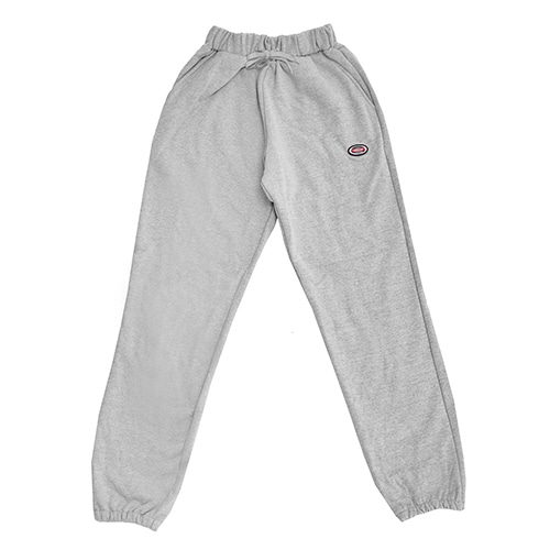 [18FW] OVAL SWEATPANTS - GREY