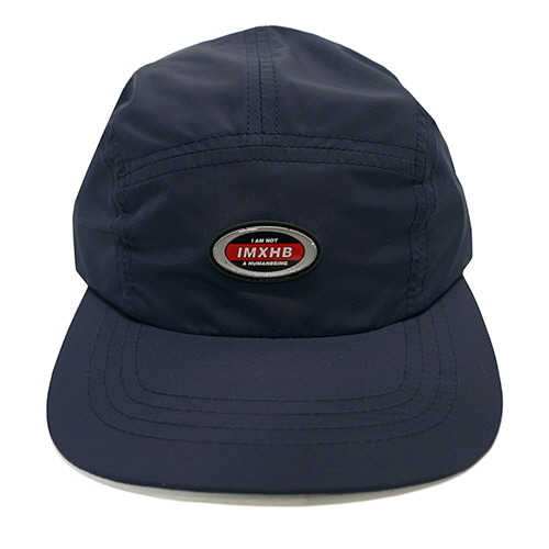 [18FW] OVAL 5 PANEL HAT - NAVY