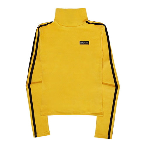 [18FW] LOGO MOK NECK - YELLOW