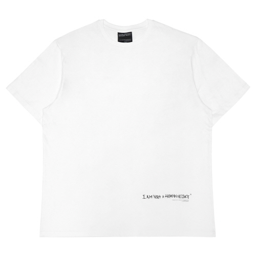 [18SS] MINIMUL T-SHIRT - WHITE