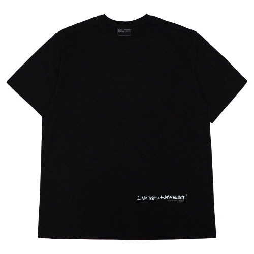 [18SS] MINIMUL T-SHIRT - BLACK