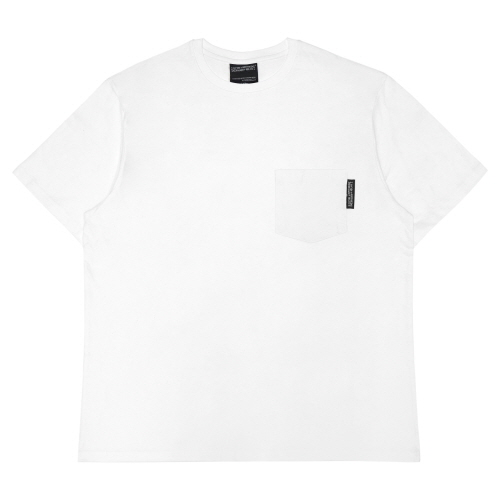 [18SS] POKET T-SHIRT - WHITE