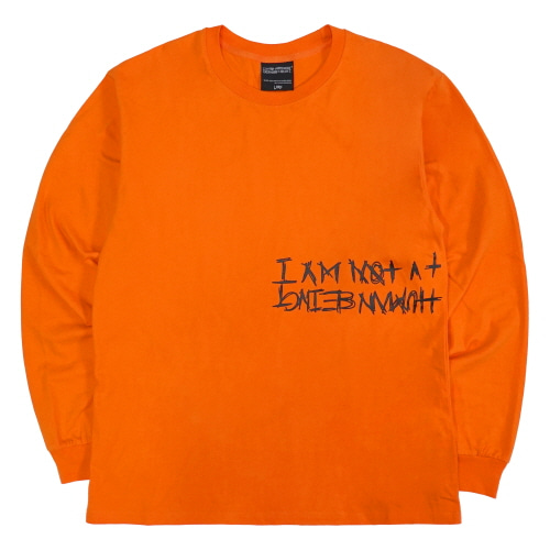 [18SS] FFTB T-SHIRT - ORANGE