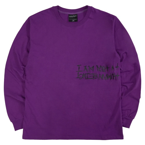 [18SS] FFTB T-SHIRT - PURPLE