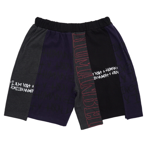 [18SS] MADNESS MIX SHORTS - BLK/NVY/GREY