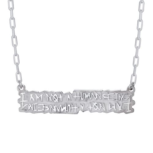 [18SS] NECKLACE - SILVER 92.5