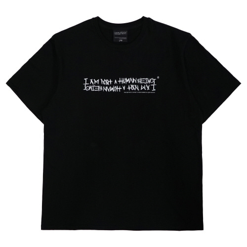 [18SS] NEW BASIC LOGO T-SHIRT - BLACK