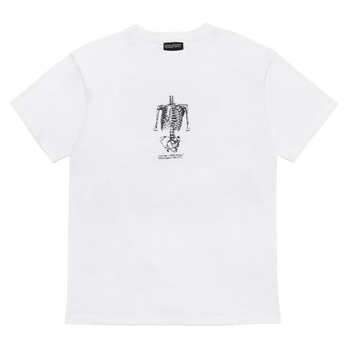 [18SS] TORSO T-SHIRT - WHITE