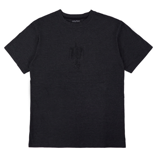 [18SS] TORSO T-SHIRT - CHARCOAL GREY