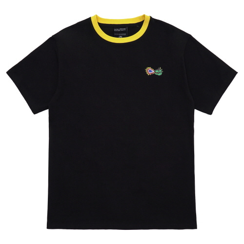 [18SS] FIRE CRACKER LOGO T-SHIRT - BLACK