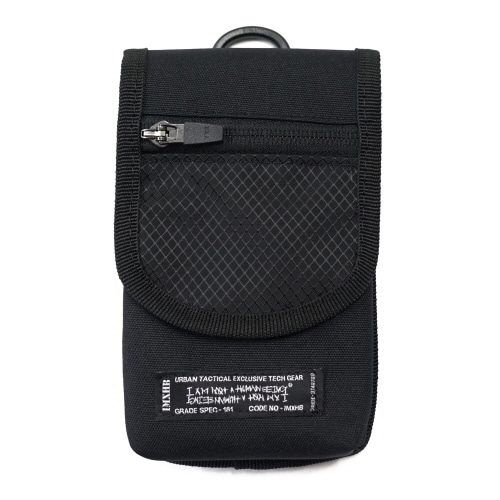 [18SS] IMXHB TACTICAL POUCH - BLACK