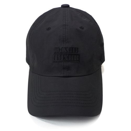 [18SS] IMXHB LOGO CAP - BLACK