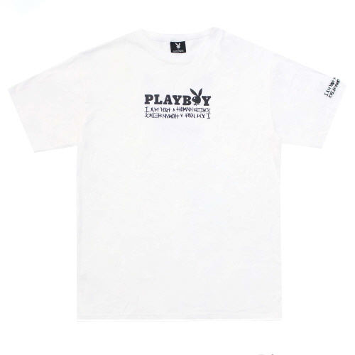 [HBXPB] Mix Logo T-Shirts - White