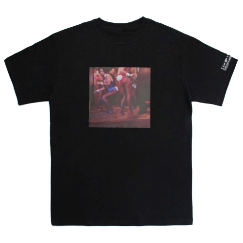 [HBXPB] Vintage Photo T-Shirts2 - Black