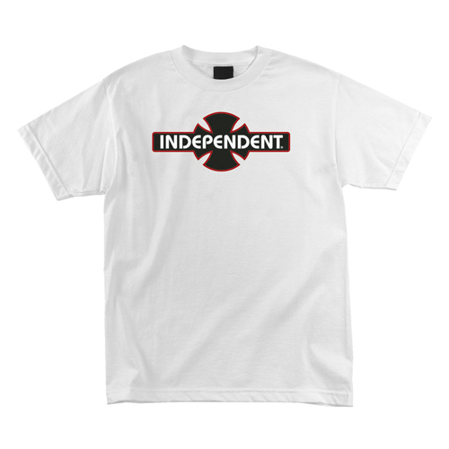 [INDEPENDENT] O.G.B.C. S/S TEE - White