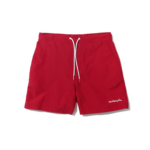 [MARKGONZALES] M/G SHORESHORTS - RED
