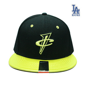 Nike foamposites Electric Lime Snapback