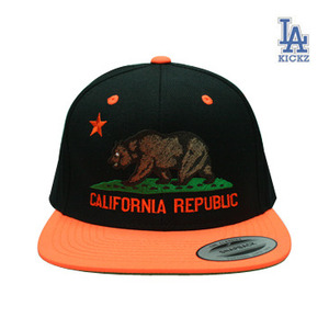 California Flag Snapback SF Giants