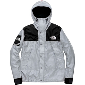 Supreme X TNF 3M The North Face S/S 13 Mountain Parka 3M Black