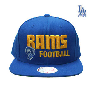 "LosAngeles Rams ""Football"" Snapback"