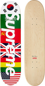 Supreme Flags Board