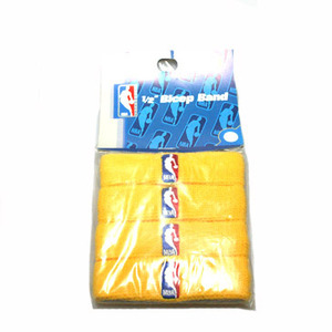 NBA Logo Man Bicep Band