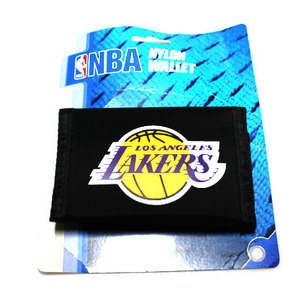 LA Lakers Nylon Wallet
