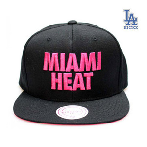 Miami Heat Floridian Snapback Hat