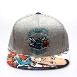 "Hornets ""A,Morning"" Snapback Hat"