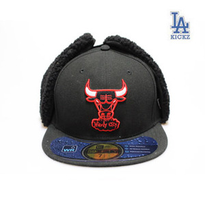 Chicago Bulls 59Fifty Dog era Cap