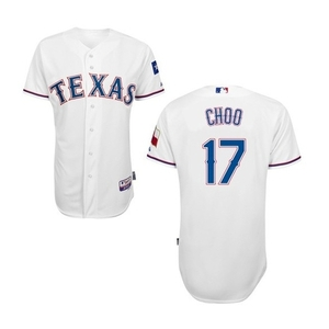 Choo Majestic Replica Jersey Home