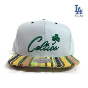 Boston Celtics Guatemala Snapback Hat [2]