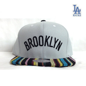 Brooklyn Guatemala Snapback Hat