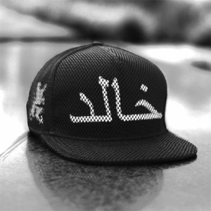 UNDER LA WARRIOR MESH SNAPBACK HAT(BLACK)