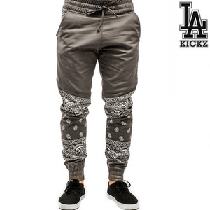 The Vernon Ave Dropcrotch Jogger Pant - Grey