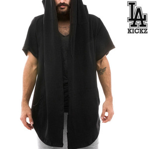 The Sado Cutoff The Sado Cut Off Hoodie features an oversized hood