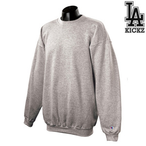 eco crewneck sweat shirts - Grey