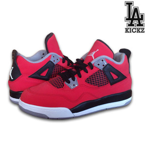 [USED][220]Air Jordan 4 Retro 토로