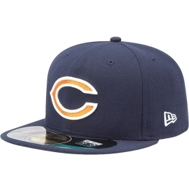 Chicago Bears Authentic 59Fifty Fitted Hat