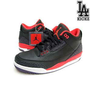 [NEW][270]Air Jordan 3 Retro 크림슨