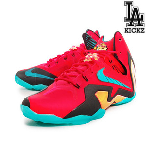 NIKE LEBRON XI 11 ELITE SUPER HERO [642846-600]