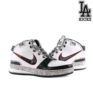 Nike Zoom Lebron VI 6 United We Rise [346526-141]