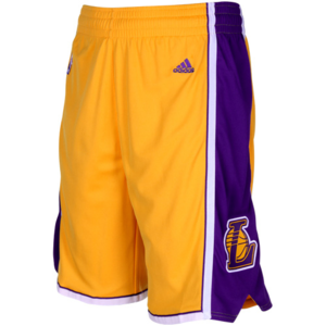 LosAngeles Lakers Home Swingman Short