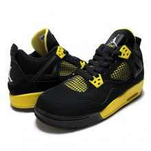 [NEW] Air Jordan 4 Retro GS 썬더 [408452-008]