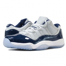 Air Jordan 11 Retro Low 조지타운 GS [528896-007]